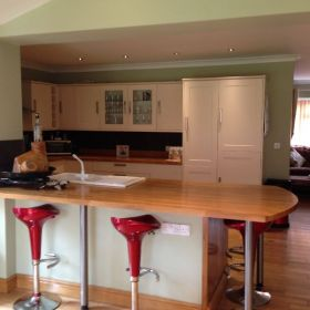 Kitchen Design Yeovil rendells loft conversions - kitchen design & fitting - rendells